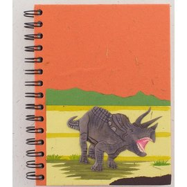 Ellie Pooh Journal - Triceratops