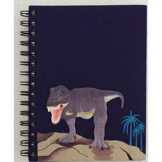 Ellie Pooh Journal - T-Rex