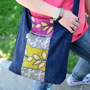 Kantha Crossbody Bags