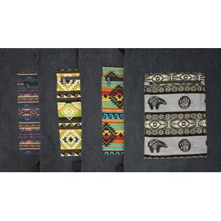 Canvas Tribal String Bag