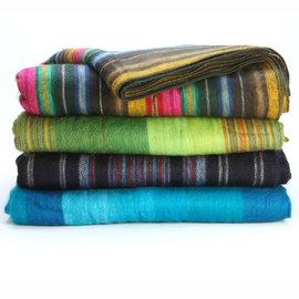 Handmade Textile Blankets