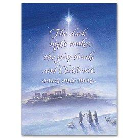 Package  Christmas Cards - The Dark Night Wakes