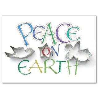 Package  Christmas Cards - Peace on Earth Miracle of Christmas