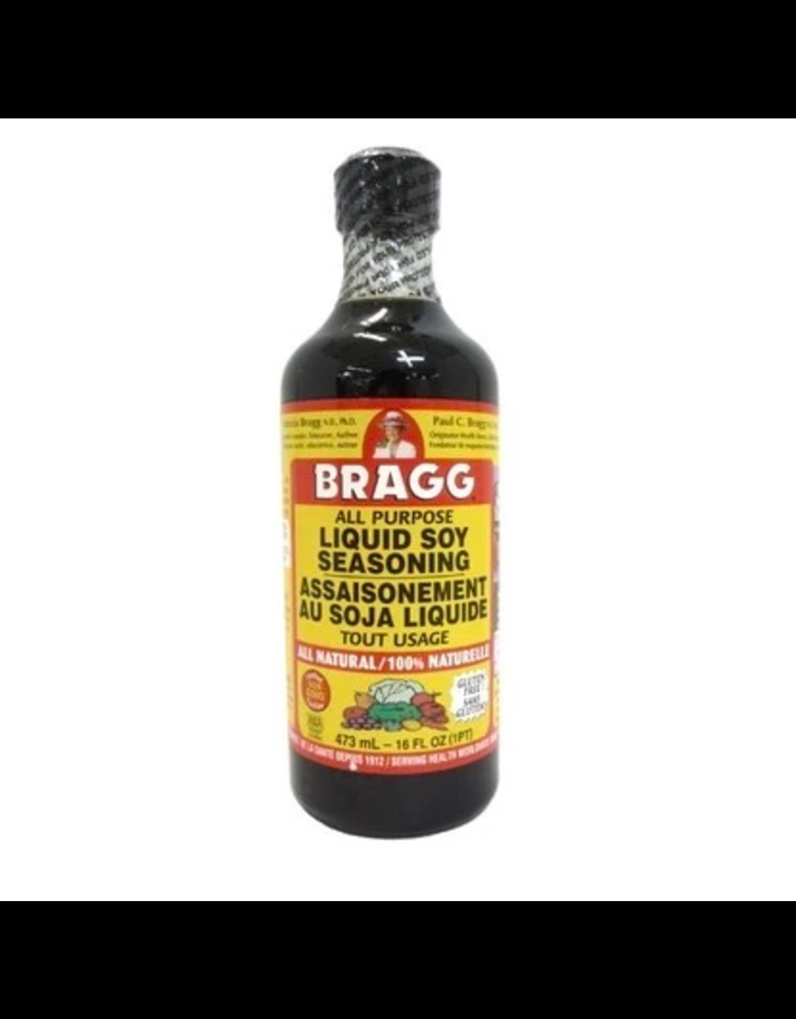Bragg All Purpose Liquid Soy Seasoning
