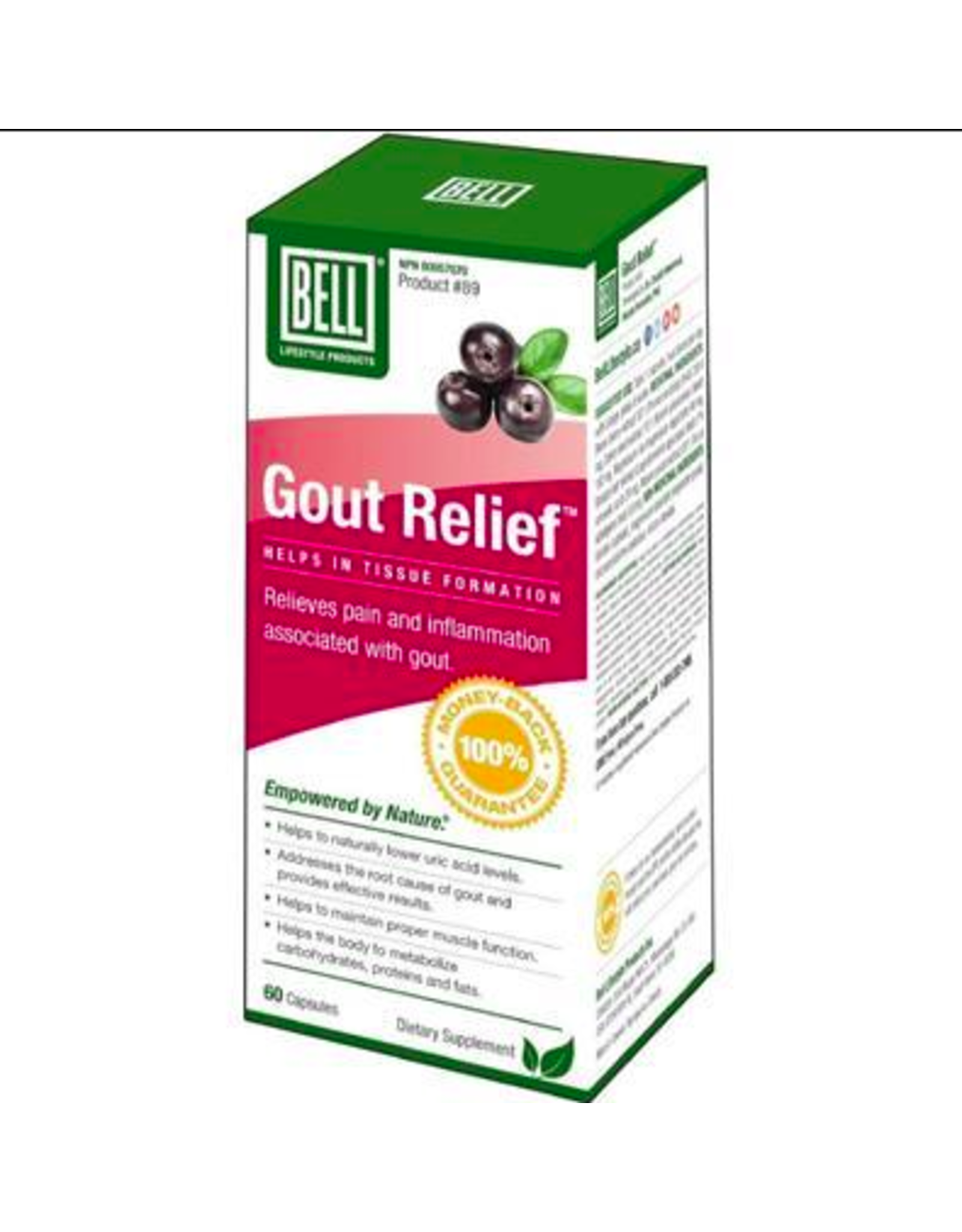 Bell Gout Relief