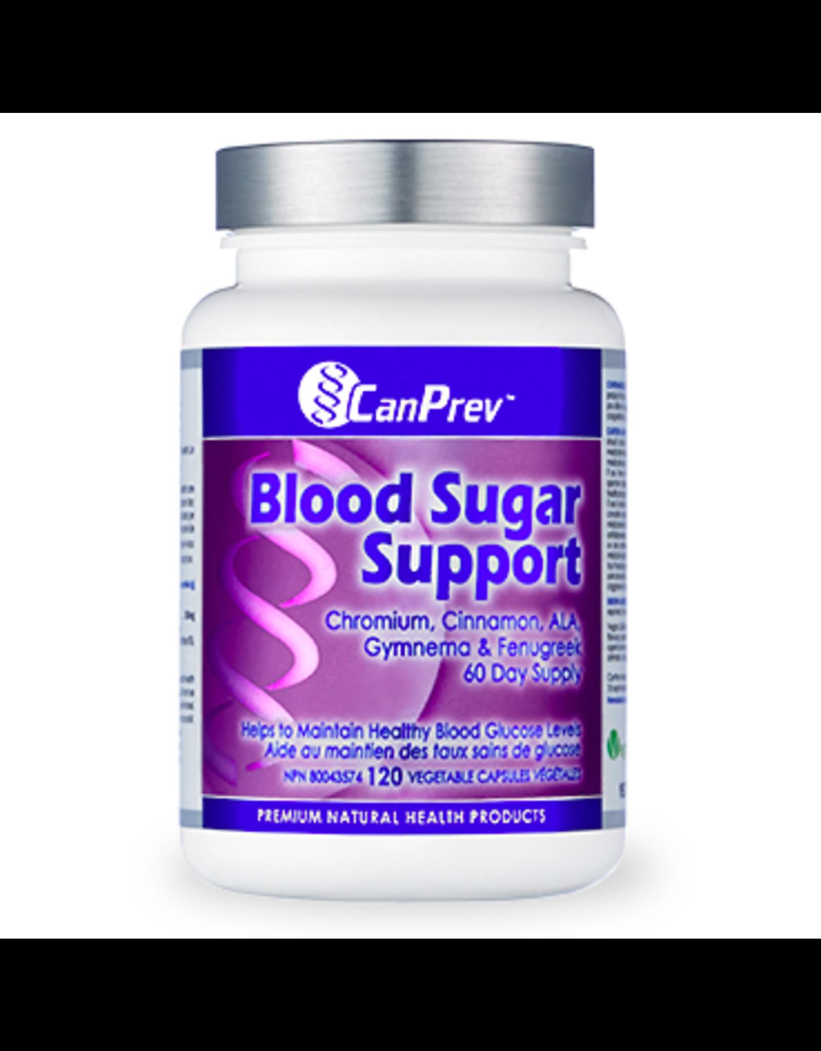 CanPrev Blood Sugar Support