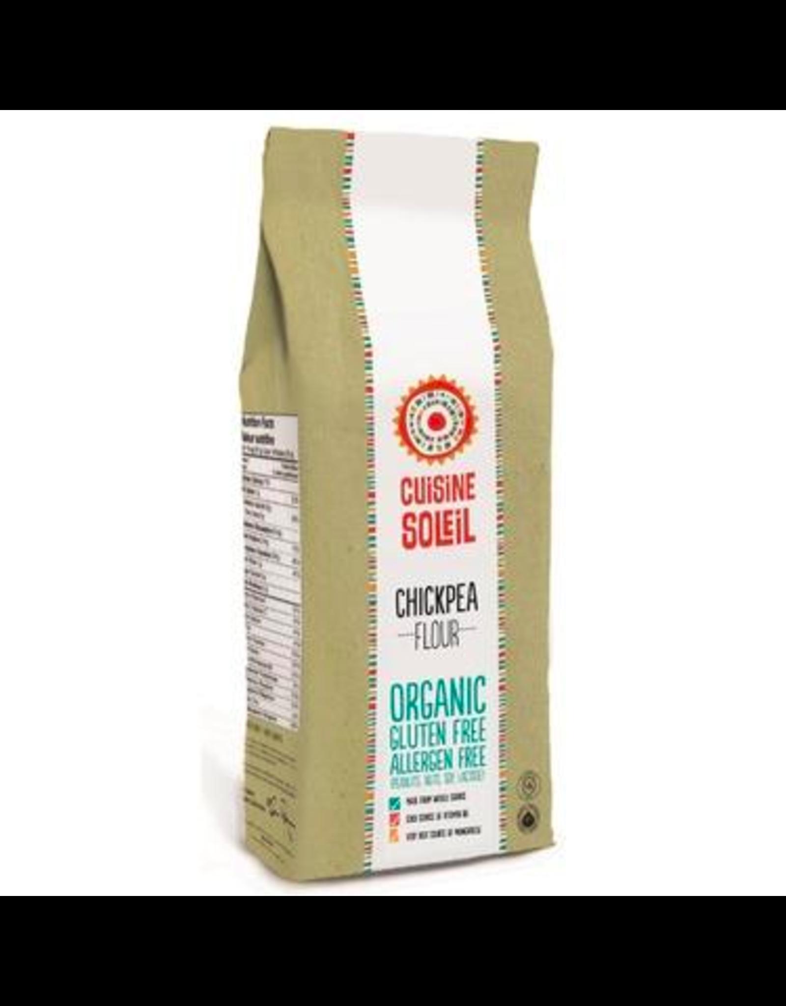 Cuisine Soleil Organic Chickpea Flour