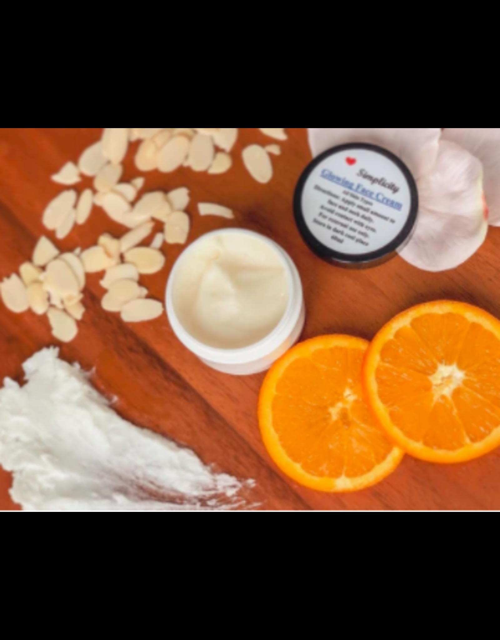 Glowing Face Cream