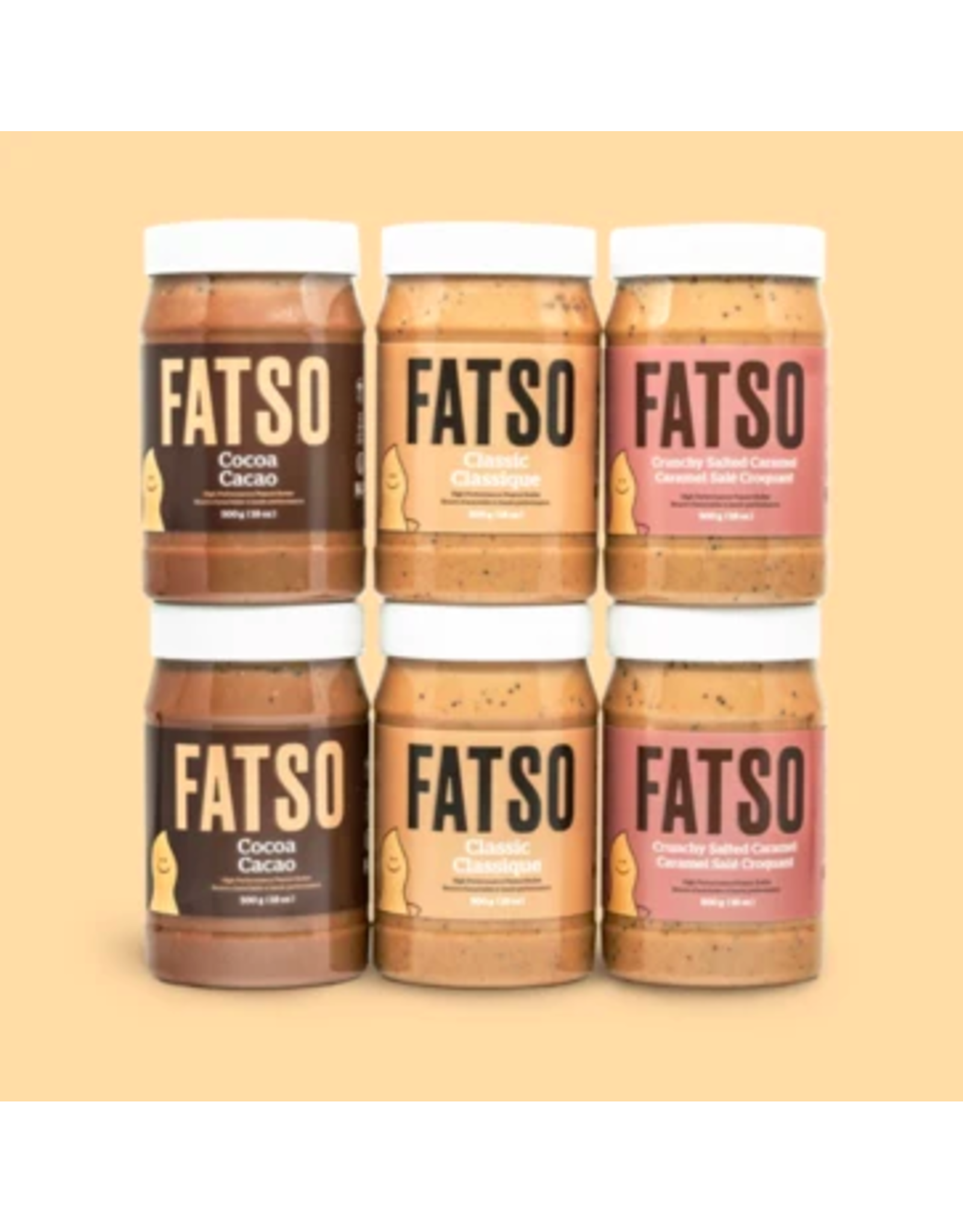 Fatso  cocoa 500g