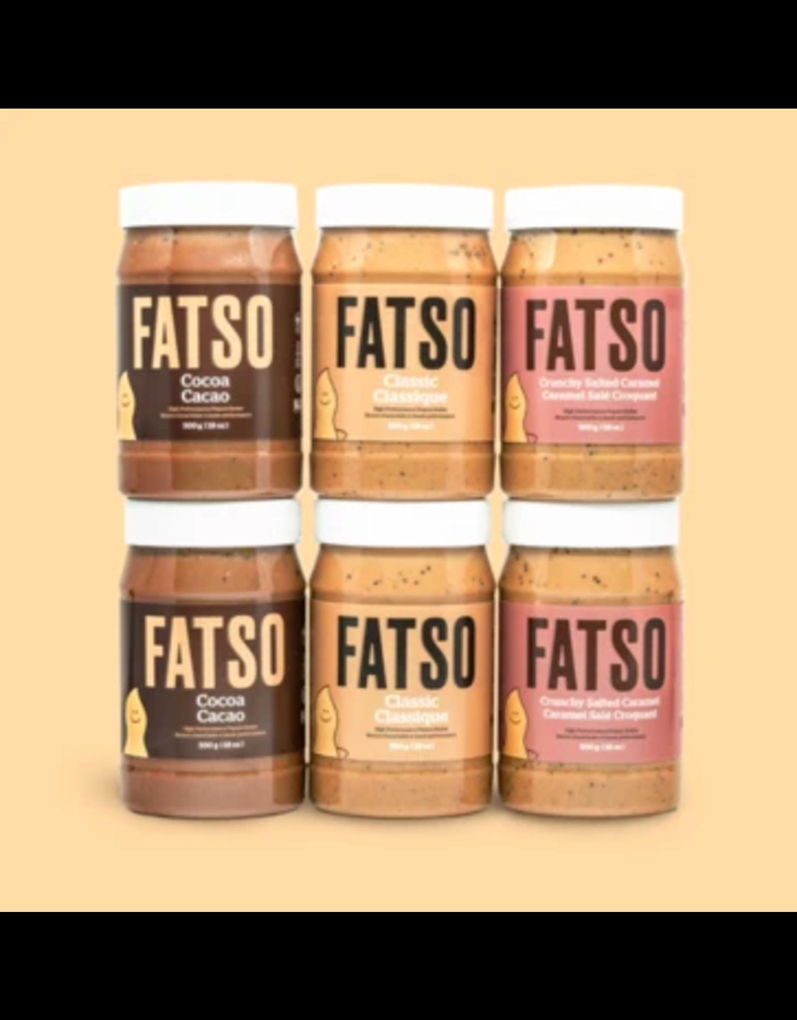 Fatso classic peanut butter