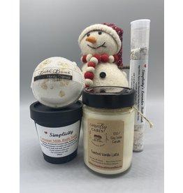 Bath Lover Gift Set