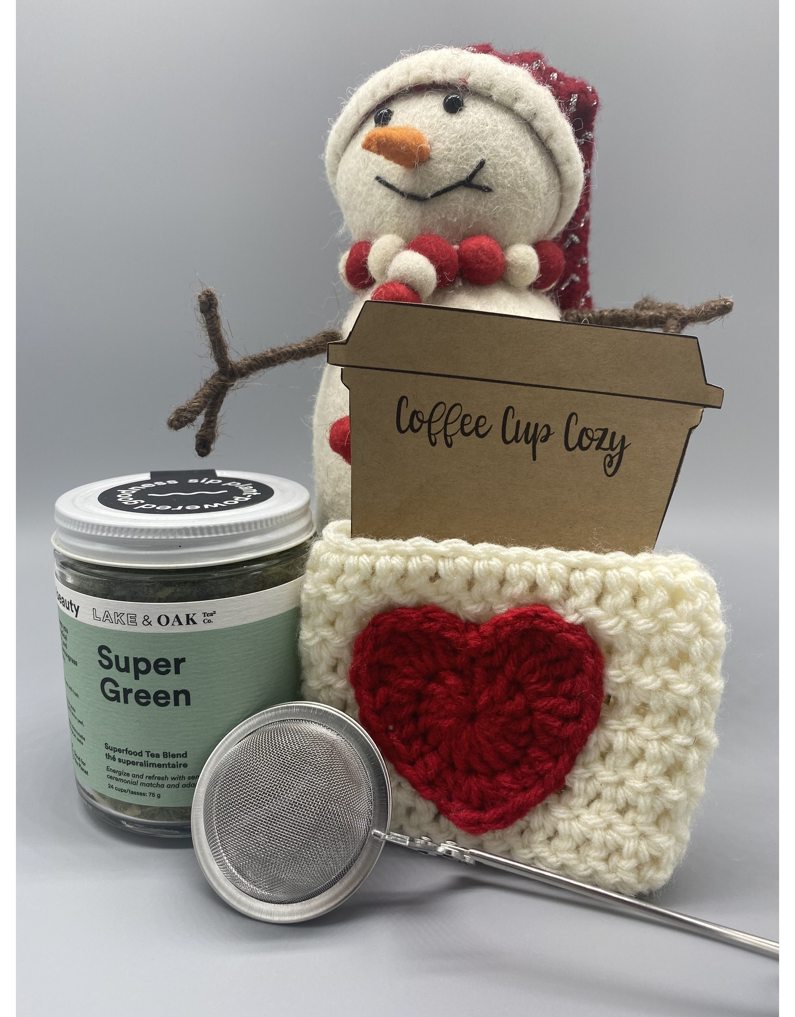 Tea Lover Gift Set