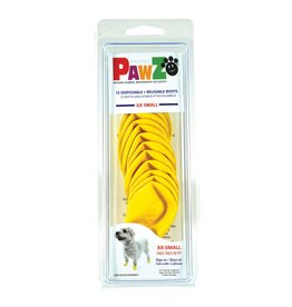Pawz PAWZ / XX-SMALL / Yellow