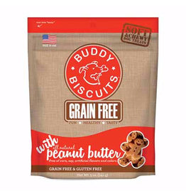 Buddy Biscuits Buddy Biscuits Peanut Butter 16oz