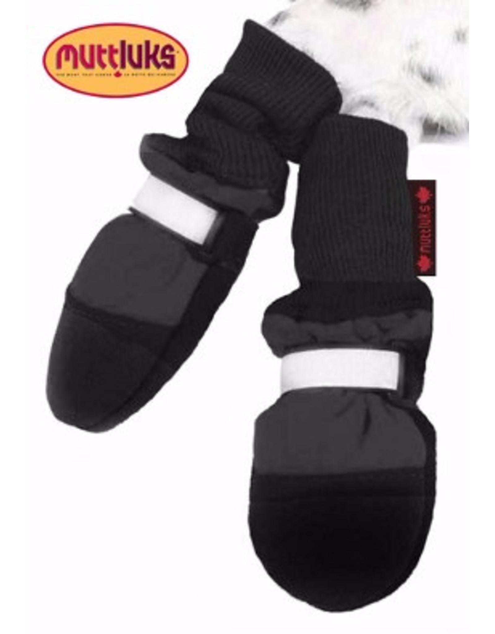 Muttluks Muttluks Black xlg Boots Fleece  Lined EA