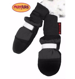 Muttluks Muttluks Black med Boots  Fleece Lined EA