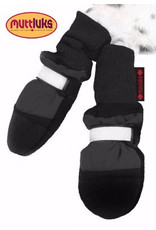 Muttluks Red xsm Boots Fleece  Lined EA