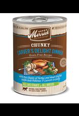Merrick Pet Foods MERRICK Chunky Carver Delight 12.7z