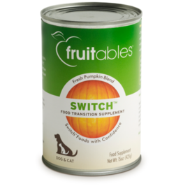 Fruitables Fruitables / Can / 12 x 15oz /  Switch Food Transition