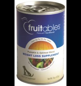 Fruitables Fruitables / Can / 12 x 15oz /  Pumpkin Weight Loss