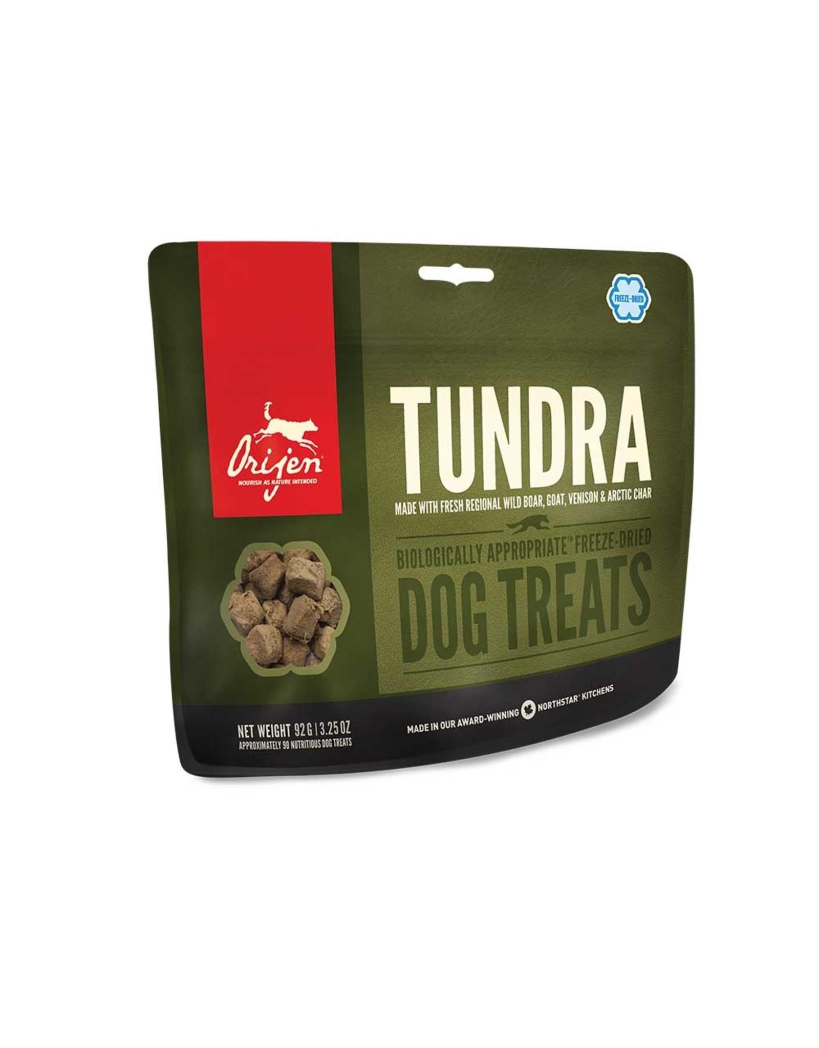 Orijen Orijen Freeze-Dried Treats Dog - Tundra 92g