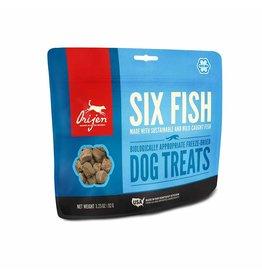 Orijen Orijen Freeze-Dried Treats Dog - Six Fish 92g
