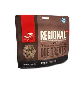 MyFamily Orijen Freeze-Dried Treats Dog - Regional Red 92g