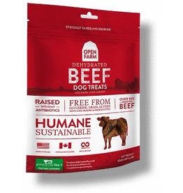 Open Farm Open Farm Dog Treat GF Dehydrated Beef 4.5 oz