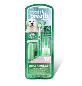 Tropiclean FB Oral Care Kit Puppies 3pc