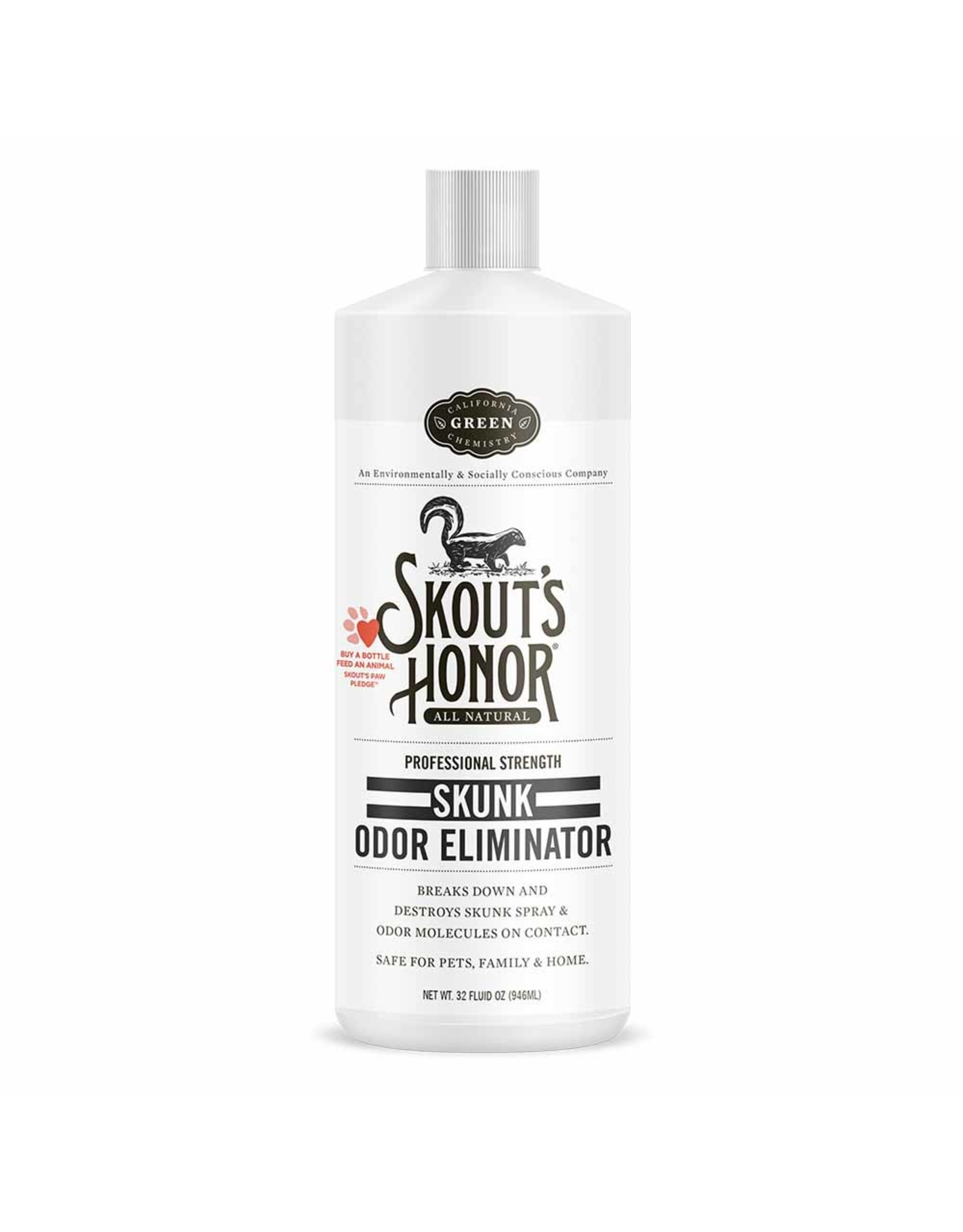 Skout's Honor Skouts Skunk Odor Eliminator 32oz