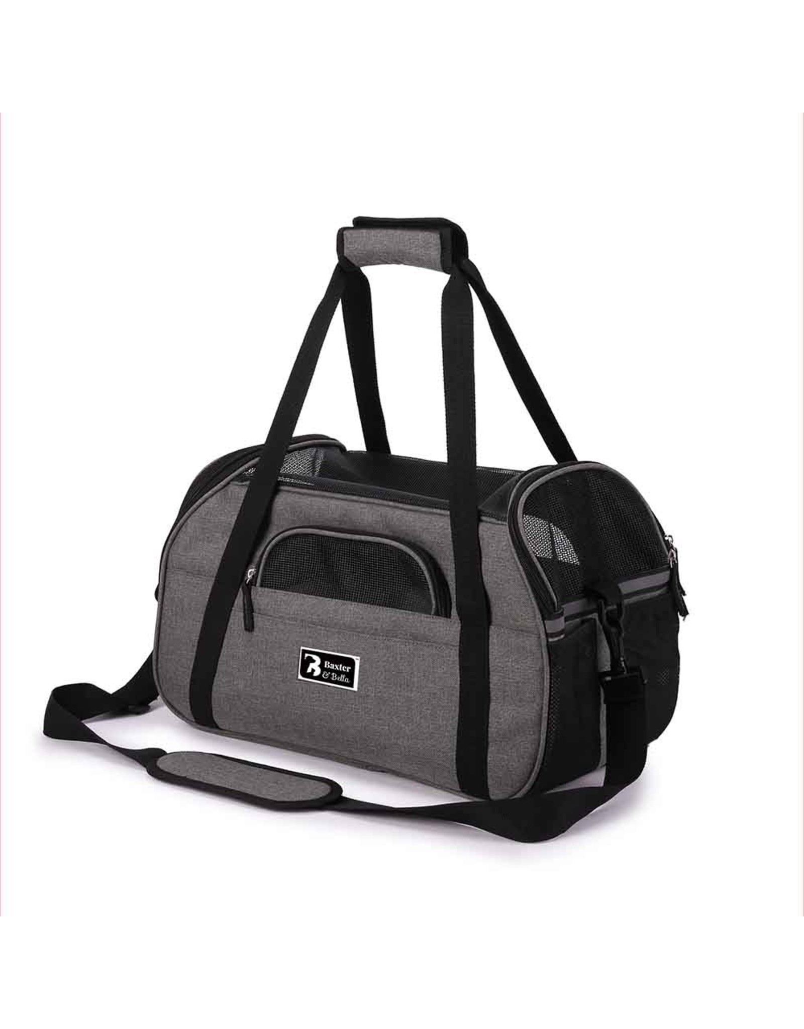 Baxter & Bella Soft Carrier (Small - 16x8x11.5in)
