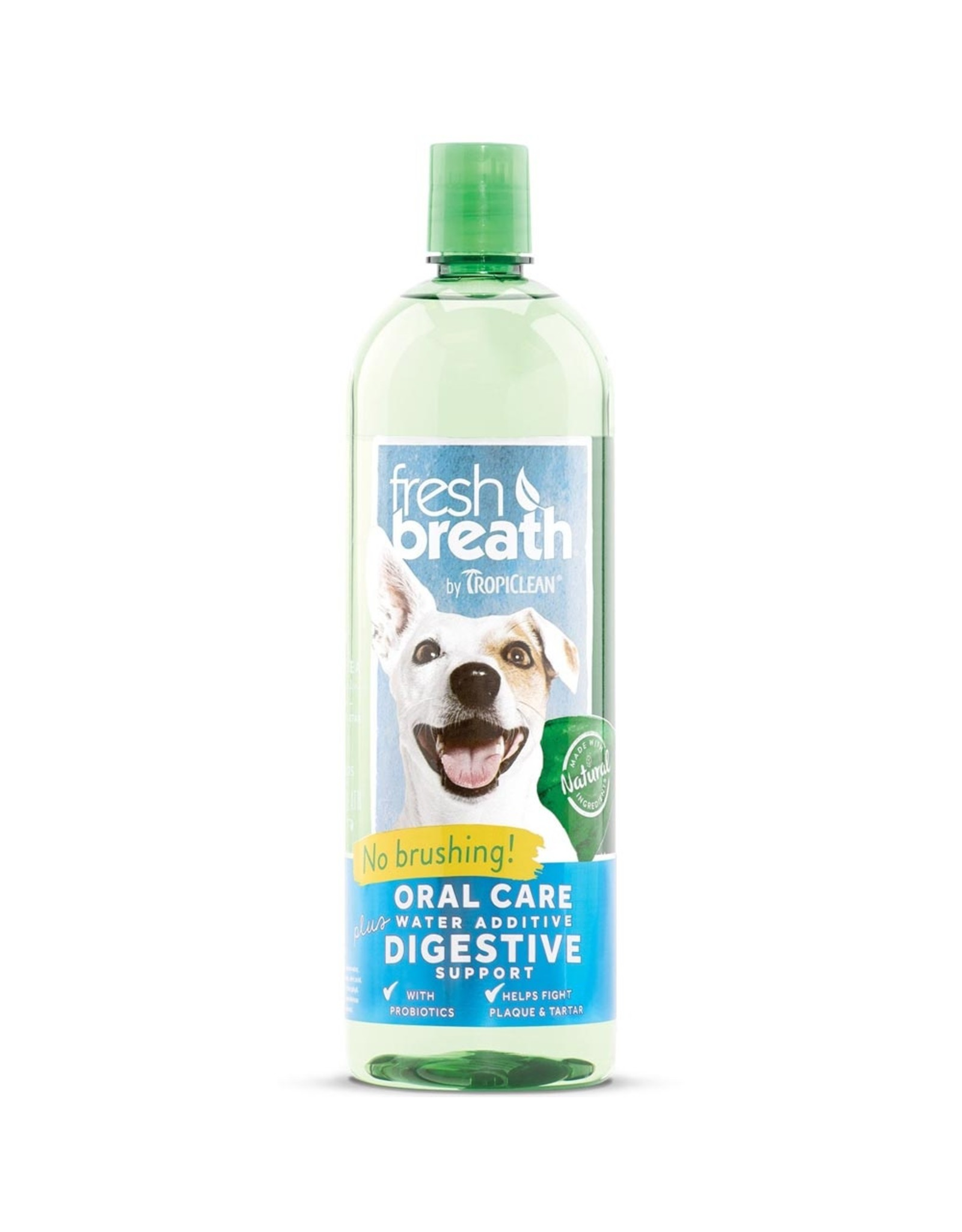 Tropiclean Tropiclean Fresh Breath Water Additive Digestive Support 16 oz