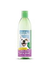 Tropiclean Tropiclean Fresh Breath Water Additive Plus Hip & Joint 16 oz
