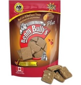 Benny Bully's Benny Bully's Beef Liver & Real Sweet Potato 58g