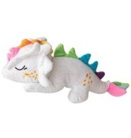 """SNUGAROOZ SNUGAROOZ Dreamer the Dragon White Plush Dog Toy 14"""""""