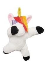 """SNUGAROOZ SNUGAROOZ Baby DAB Unicorn Plush Dog Toy 5"""""""