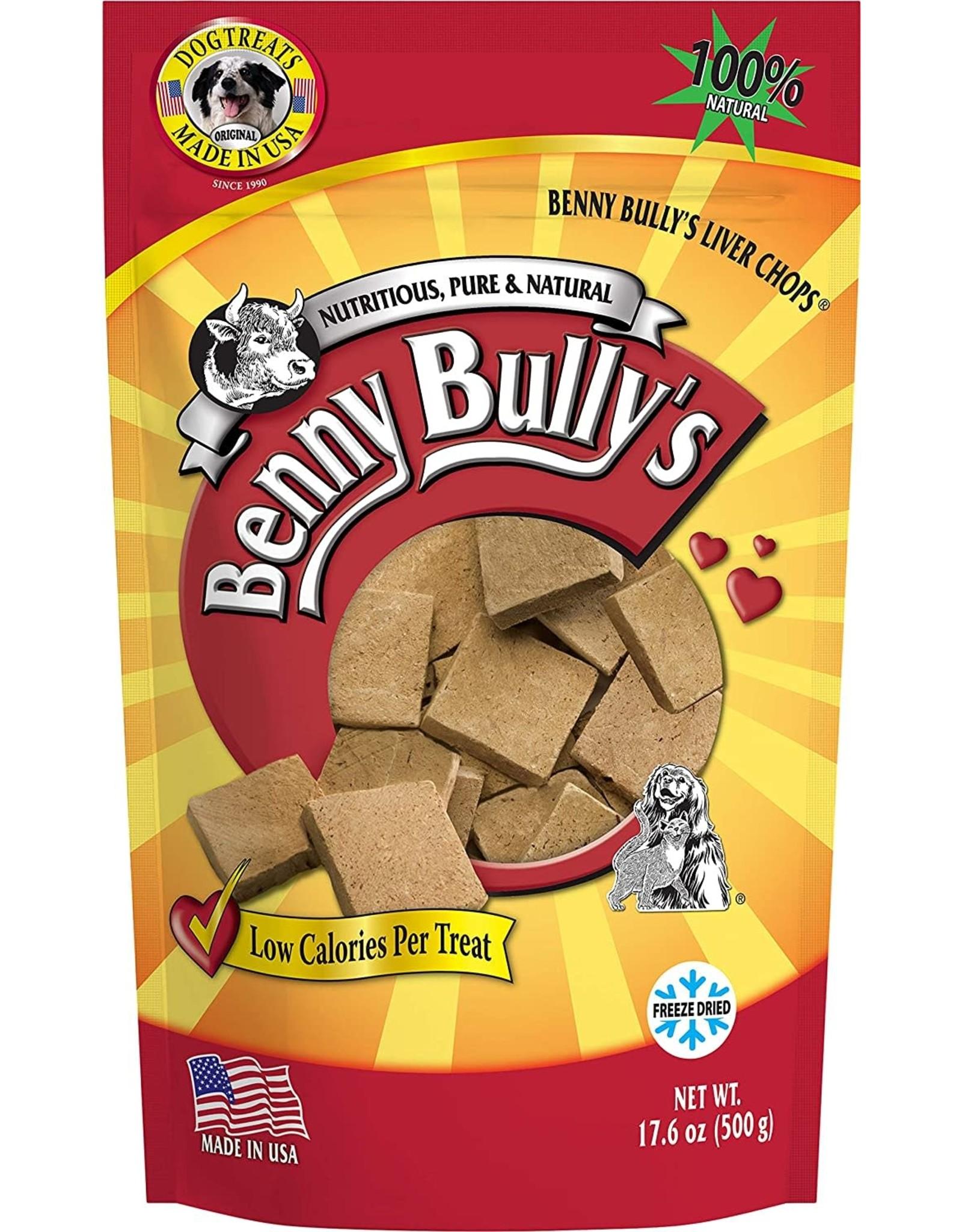 Benny Bully's Benny Bully's Beef Liver 80g