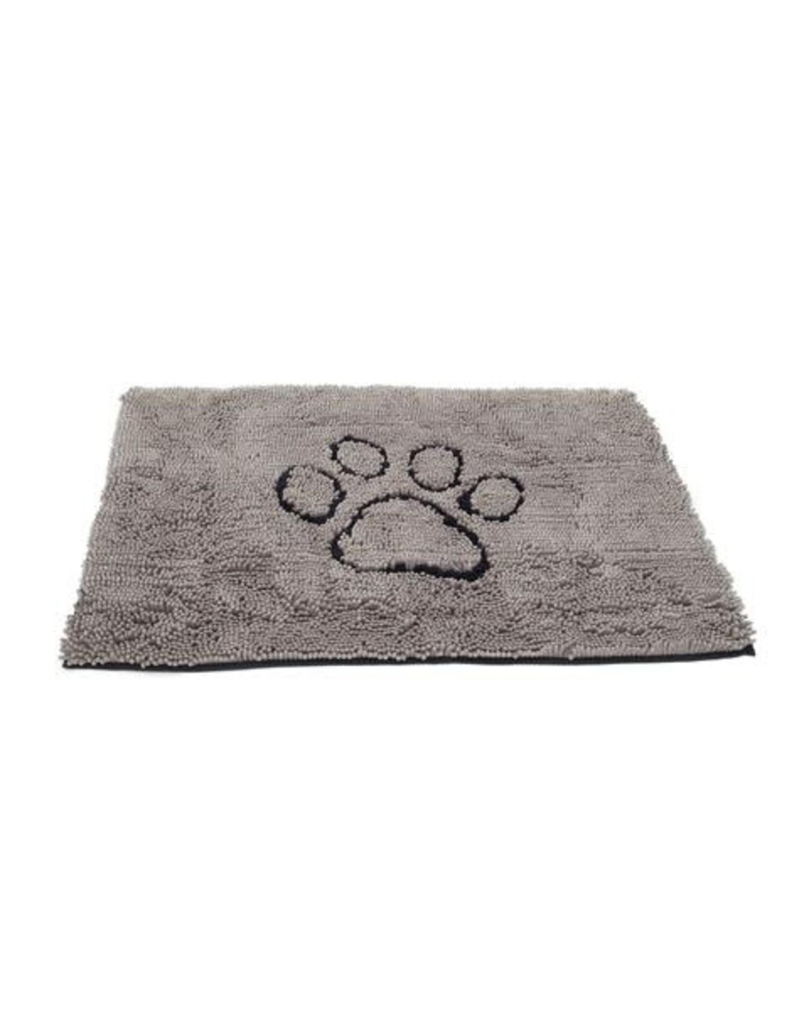 """Dog Gone Smart DGS \ Dirty Dog Doormat Floor Runner 60"""" x 30"""" \ Grey"""