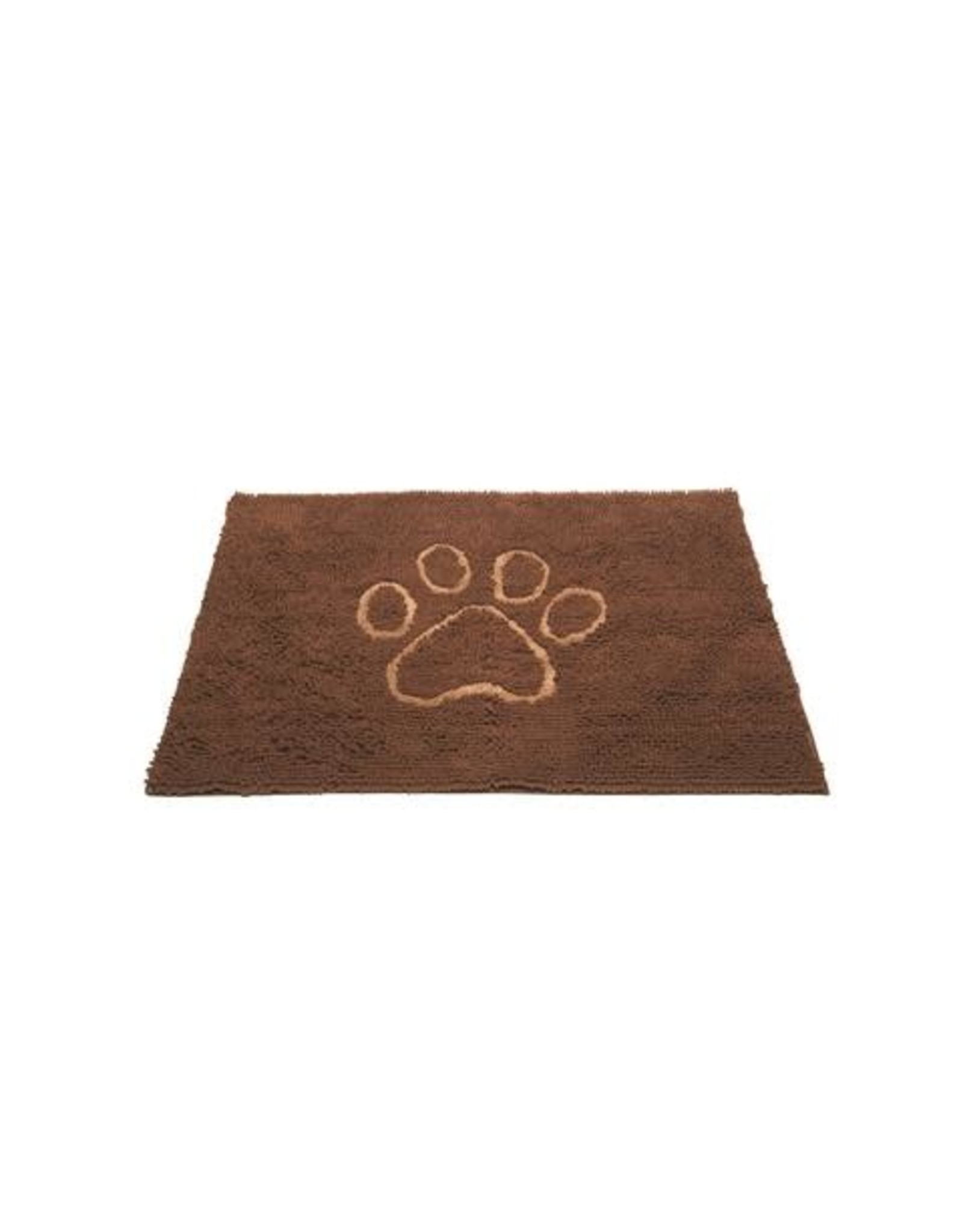 """Dog Gone Smart DGS / Dirty Dog Doormat Floor Runner 60"""" x 30"""" / Brown"""
