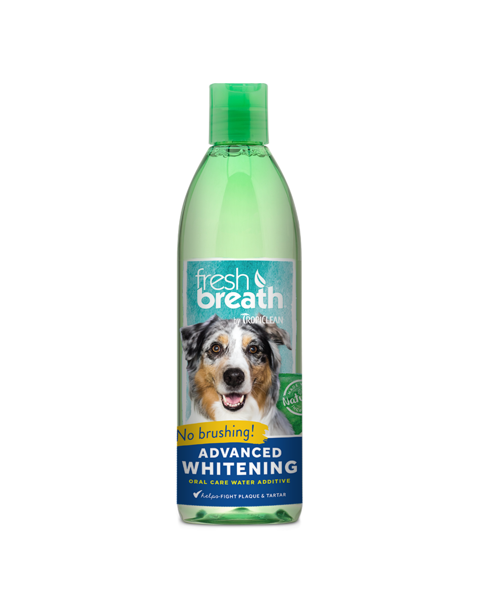 Tropiclean FB Oral Water Add.Whiten 473ml
