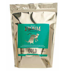 FROMM FAMILY FOODS LLC FROMM CAT ADULT GOLD, 4 LBS.
