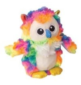 """SNUGAROOZ SNUGAROOZ Hootie the Owl Plush Dog Toy 8"""""""