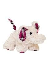 """SNUGAROOZ SNUGAROOZ Ella the Elephant Plush Dog Toy 11"""""""