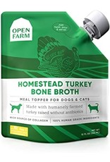 Open Farm Open Farm Bone Broth - Turkey, 12oz