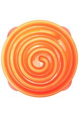 Outward Hound Fun Feeders - Orange - Mini