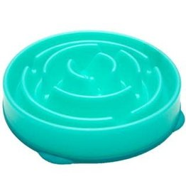 Outward Hound Fun Feeder - Teal - Large