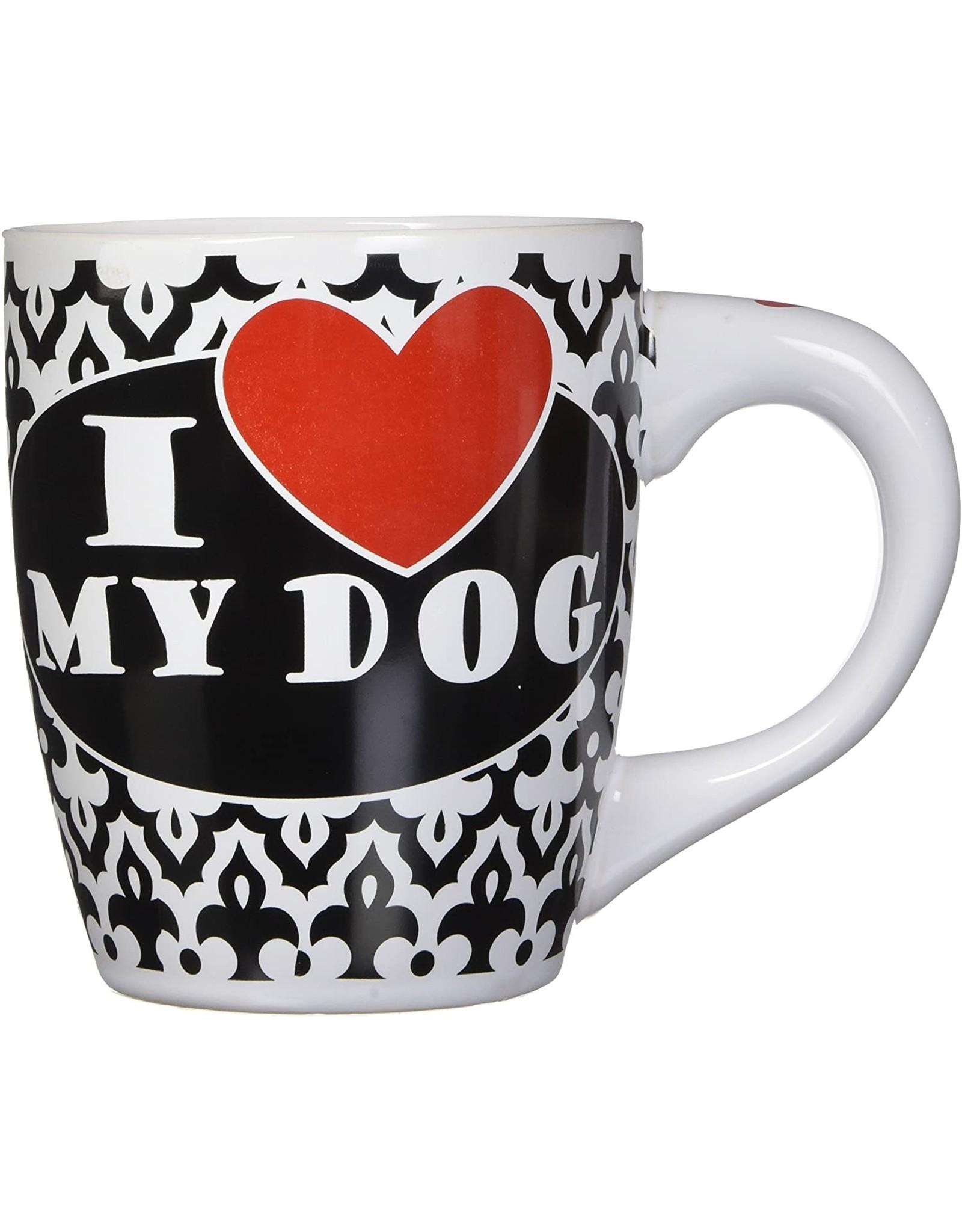 PetRageous Petrageous \ I LOVE MY DOG Jumbo 28oz Mug