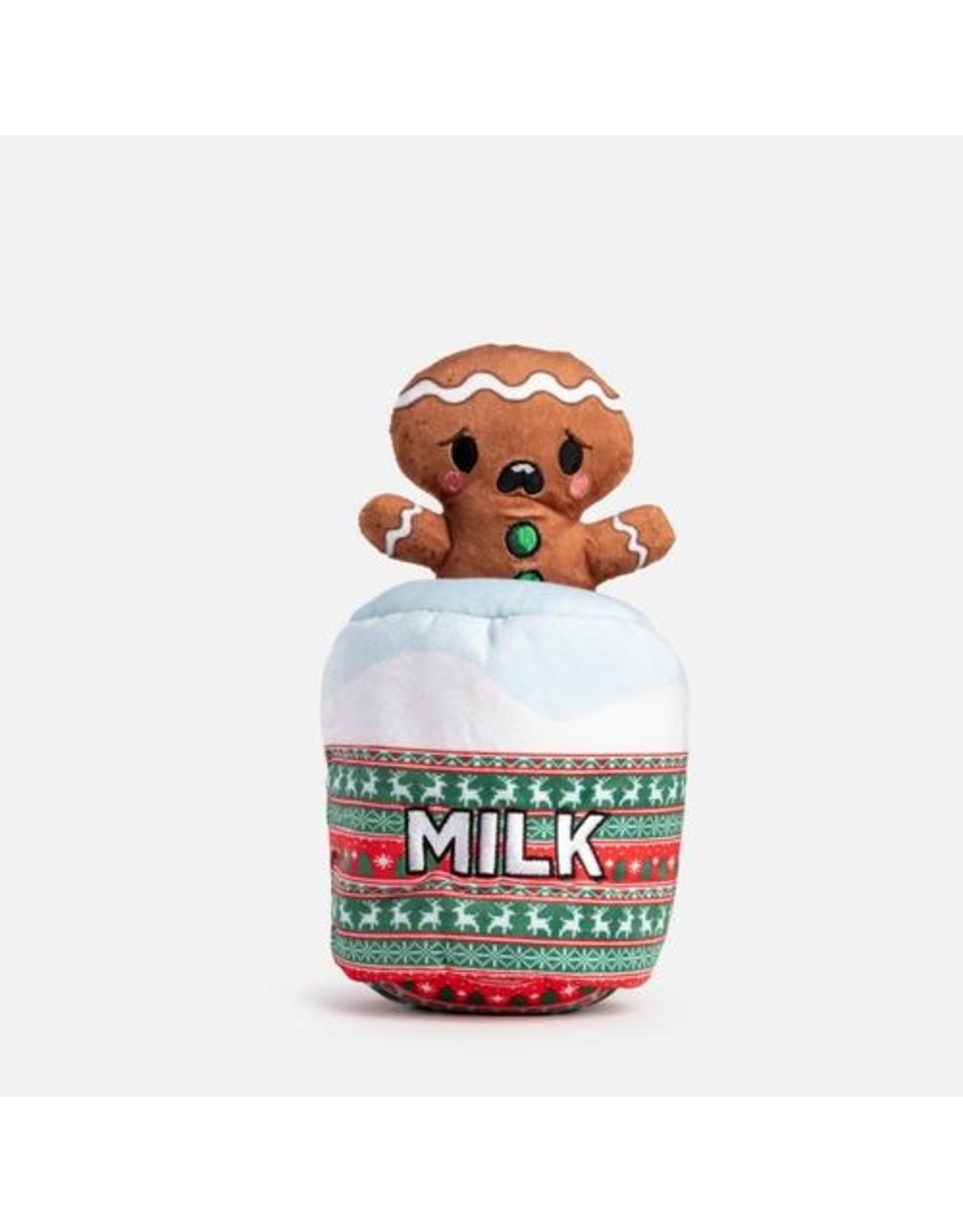 Silver Paw Milk Glass 2-in-1 Toy