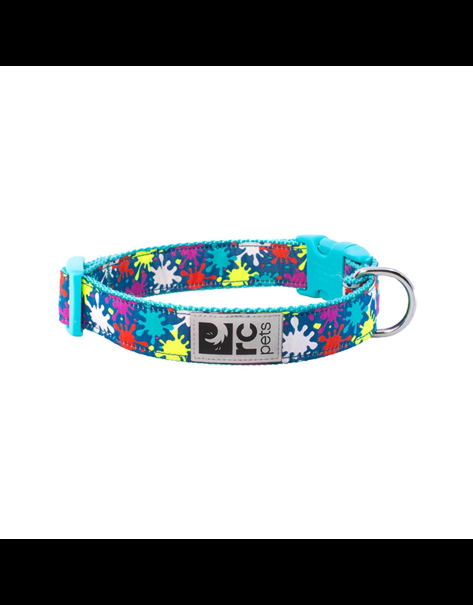 RC Pets Clip Collar - Splatter