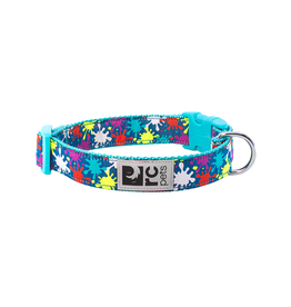 RC Pets Clip Collar - Splatter